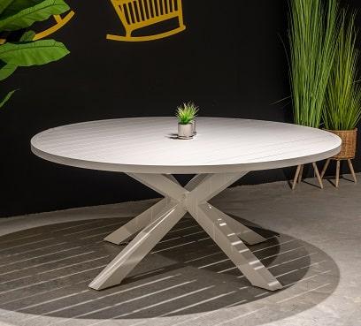 שולחן אלומיניום דגם ארו