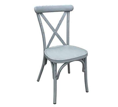 כיסא אלומיניום זואי