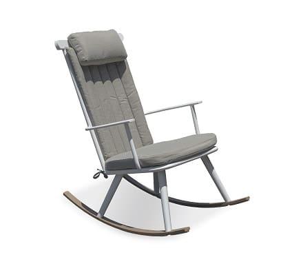 כיסא נדנדה אלומיניום