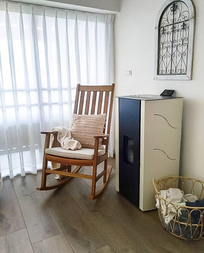 כיסא נדנדה קלאסי
