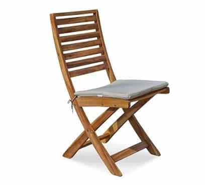 כיסא עץ מתקפל ניו איזי