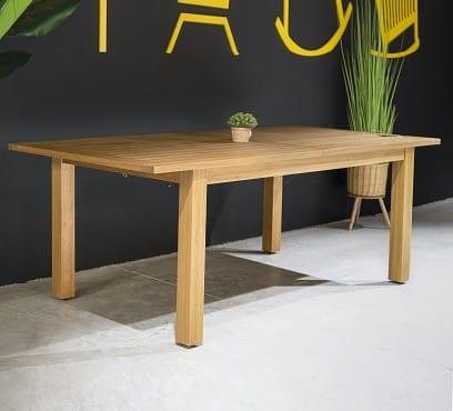 שולחן עץ נפתח דגם מונרו