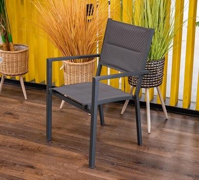 כיסא אלומיניום דגם מייפר