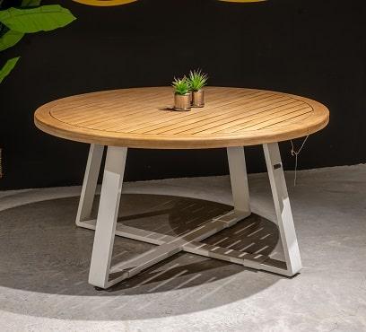 שולחן עגול דגם מרסיי