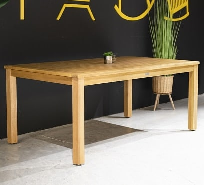 שולחן עץ נפתח דגם פלזה