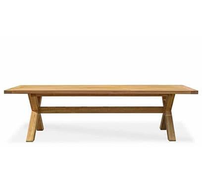 שולחן עץ דגם פרימה