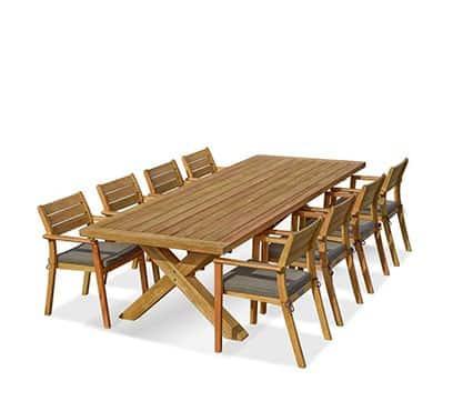 שולחן פרימה בשילוב יורק