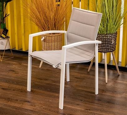 כיסא אלומיניום דגם בוסטון