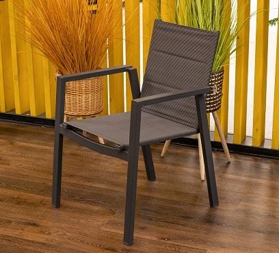 כיסא אלומיניום מיקאדו