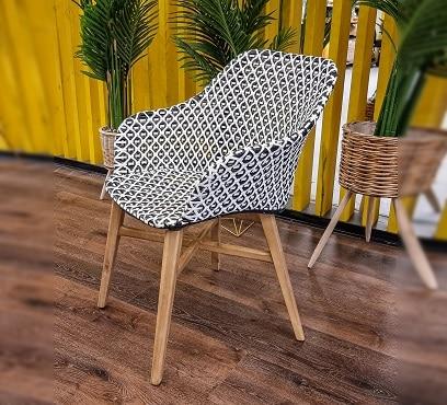 כיסא מעוצב דגם מיקס