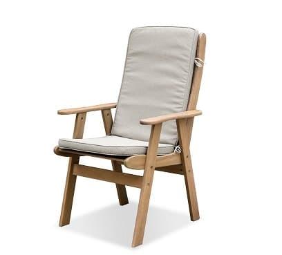 כיסא עץ מפואר דגם מונטריאול