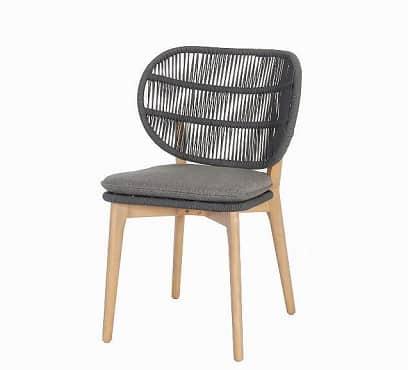 כיסא אוכל דגם ארמסטרונג