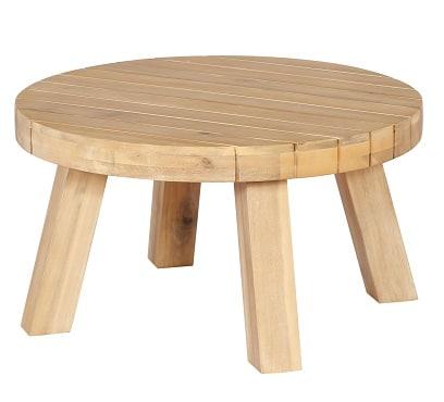 שולחן קפה בהמאס 60 קוטר